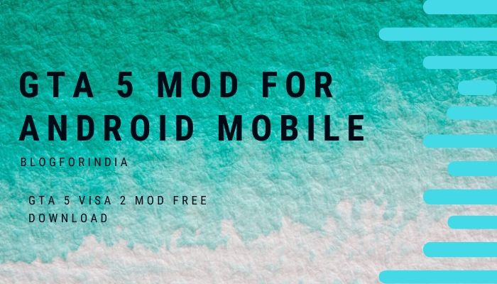 GTA 5 Mods Crazy4Android VISA 2 1.4 Final Mod for Android
